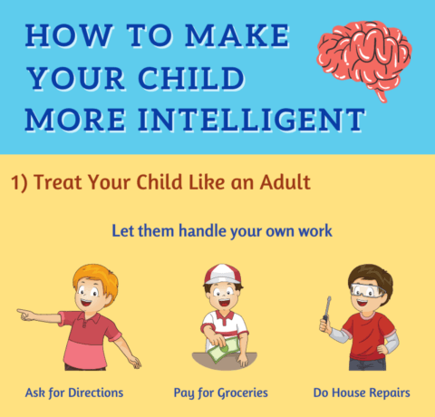 How To Make Your Child More Intelligent