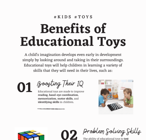 Benefits Of Educational Toys That Your Kid Must Grab