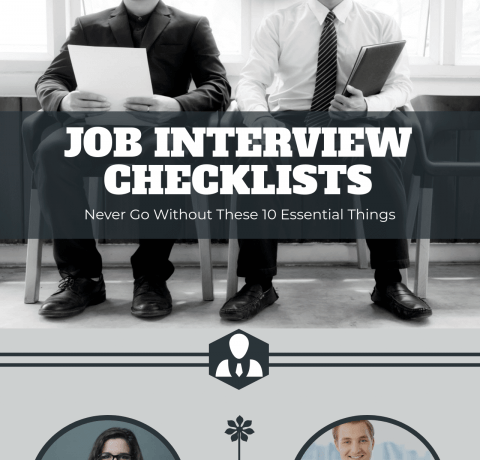 Job Interview Checklist Infographic