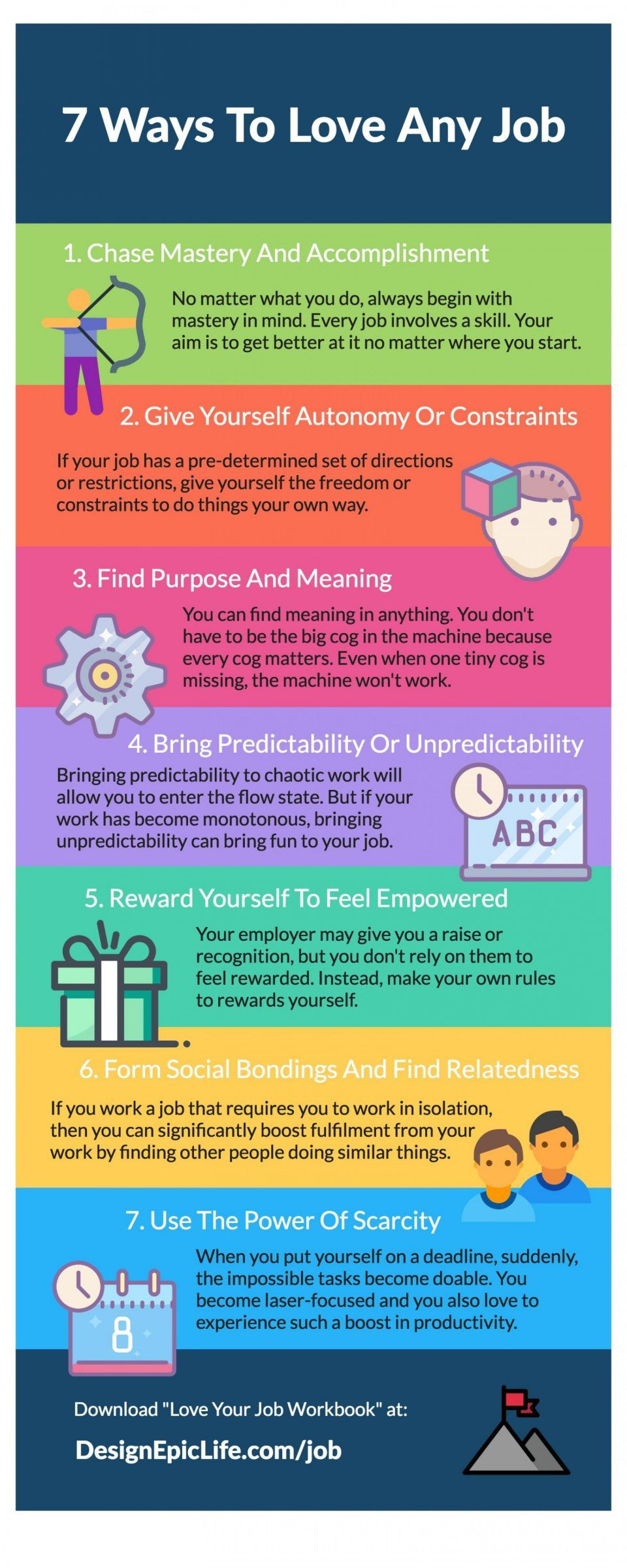 7 Ways To Love Any Job