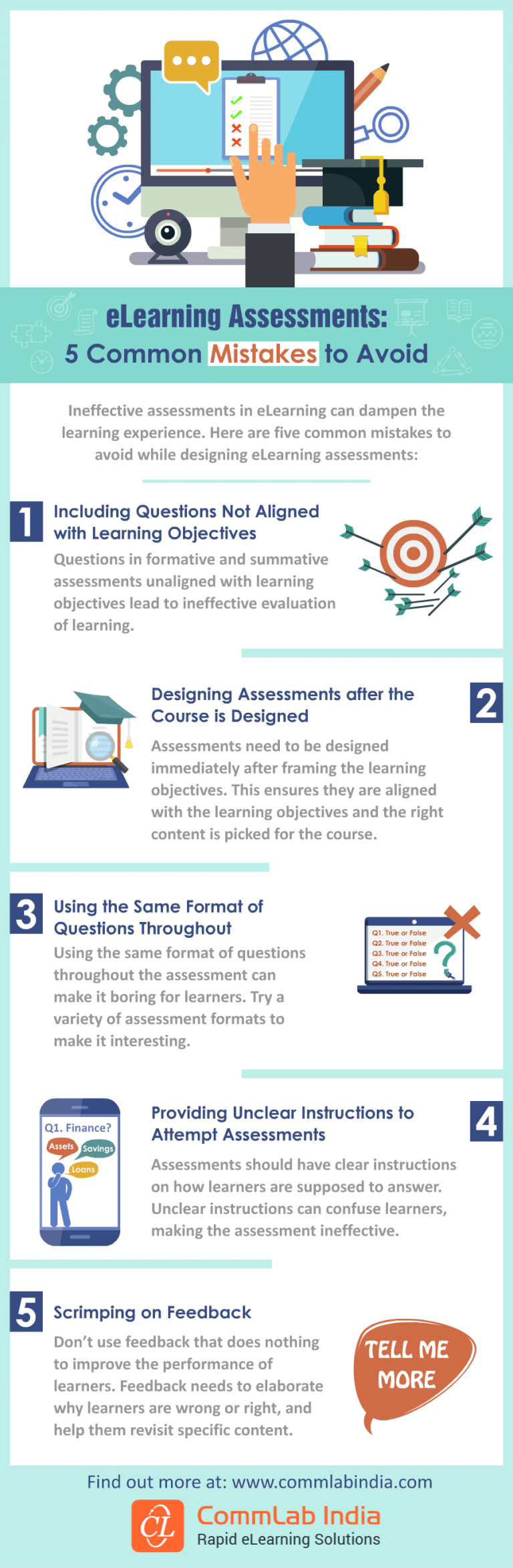 eLearning Assessments: 5 Common Mistakes To Avoid