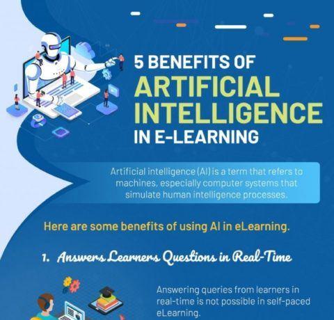 5 Benefits of Artificial Intelligence in eLearning