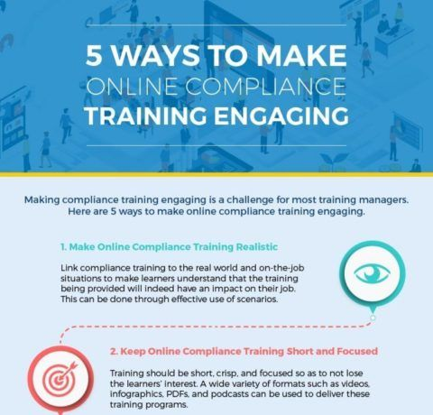 5 Ways to Make Online Compliance Training Engaging