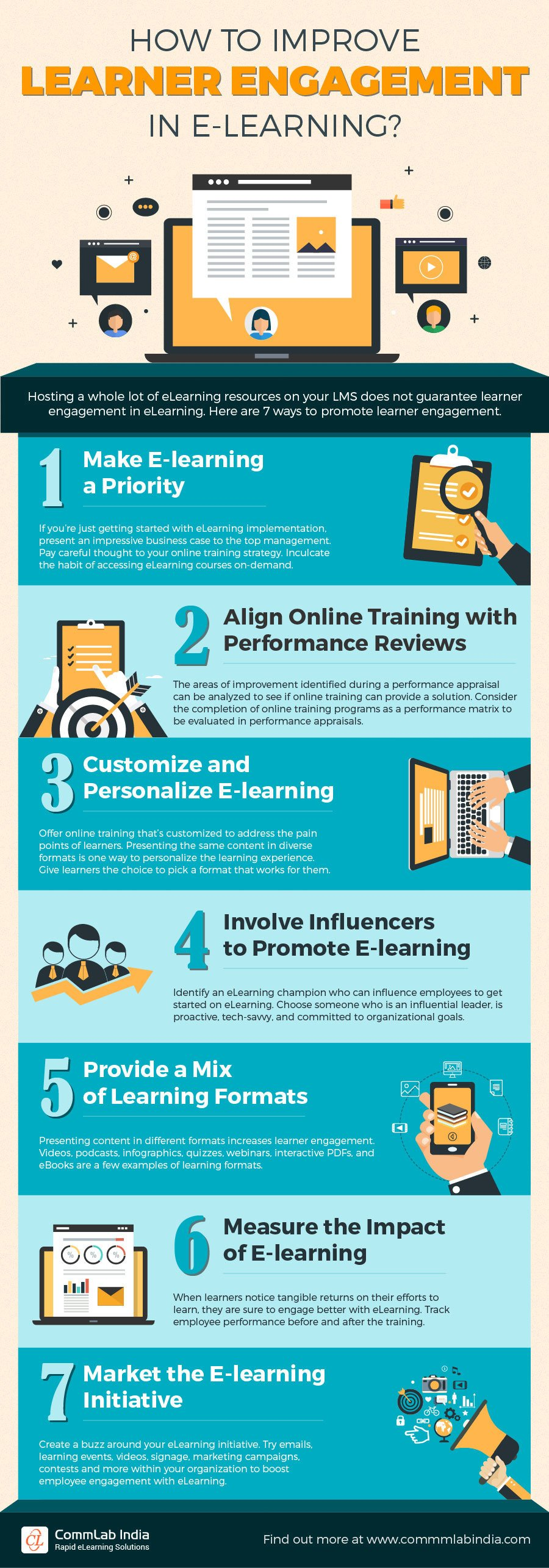 How To Improve Learner Engagement In eLearning