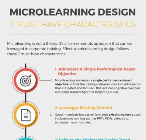7 Must-Have Characteristics of Microlearning Design
