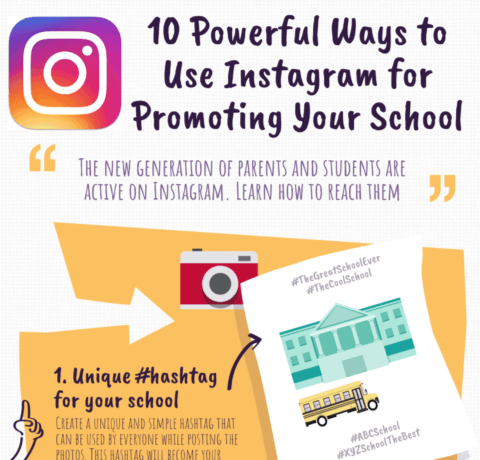 10 Powerful Ways To Use Instagram For Promoting Your School