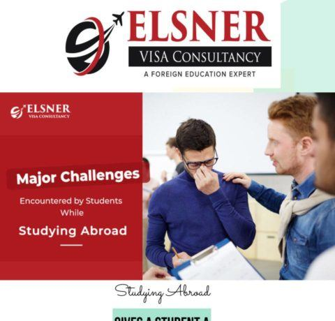 Major Challenges Encountered By Students While Studying Abroad