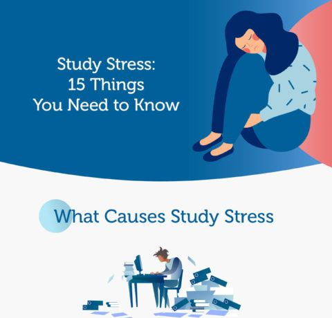 Study Stress: 15 Things You Need To Know