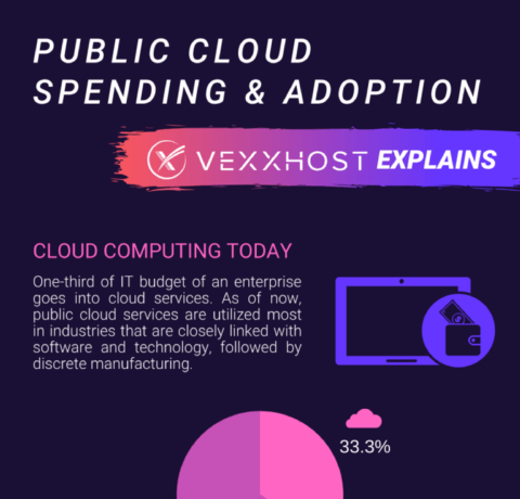 Public Cloud Spending And Adoption