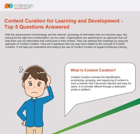 Top 5 Questions Answered For Content Curation In Learning And Development