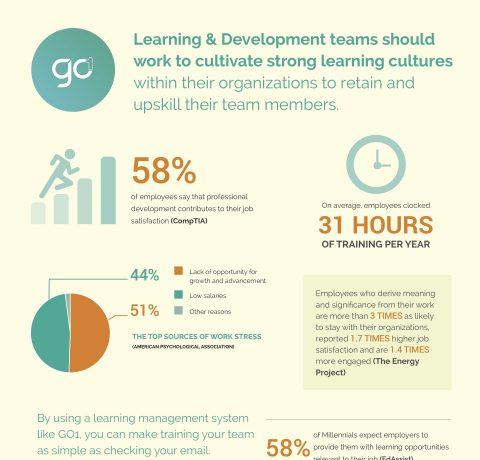 Are You Cultivating a Learning Culture in Your Workplace? Infographic
