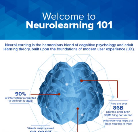 Welcome to Neurolearning 101 Infographic