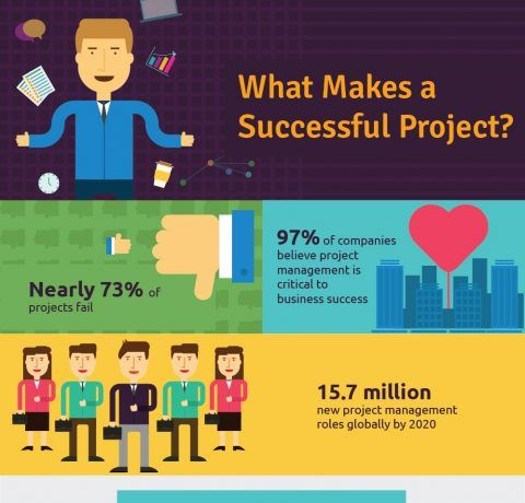 What Makes a Successful Project Infographic