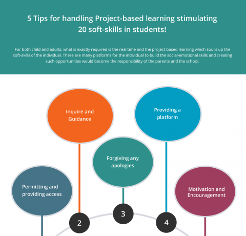 Project-Based Learning Stimulating Soft Skills in Students Infographic