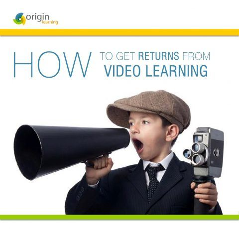 How to Get Results from Video Learning Infographic